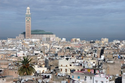 Casablanca city tour