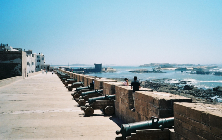 Essaouira city in morocco